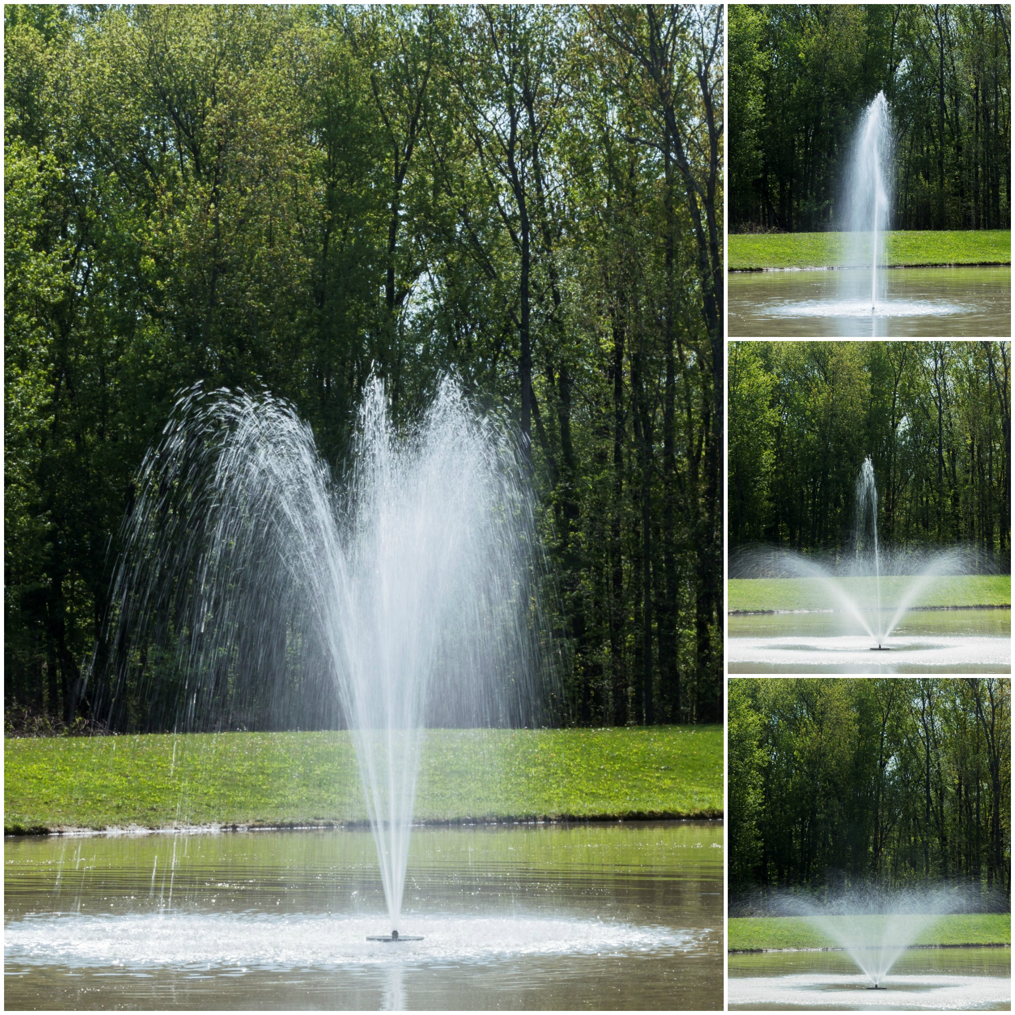 our nature u0027s pond decorative fountains