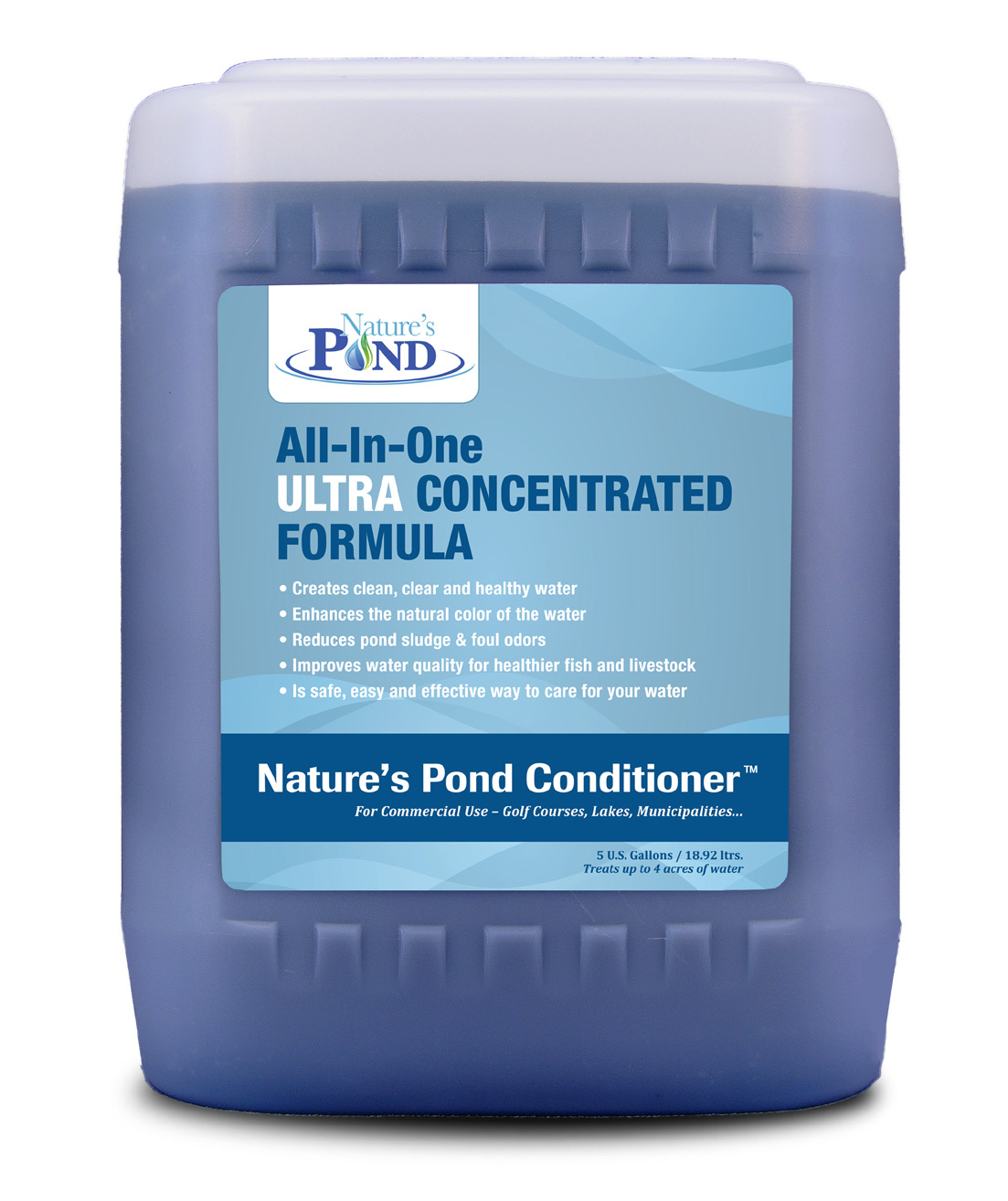 Nature's Pond Care Concentrate