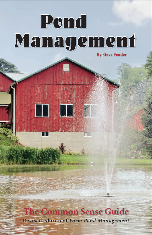 Free eBook: Pond Managment by Steve Fender